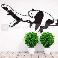 Ленивая панда